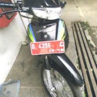 PMN RS Mata CICENDO : Sepeda Motor Honda NF 100 Astrea No.Polisi D D 4356 C Tahun 2003 Kondisi Rusak Berat