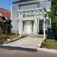 PT Fast food Indonesia : 1 (satu) bidang tanah luas 160 m2 berikut bangunan,SHM, di Jl. Sutera Cemara VI, Kec. Serpong, Kota Tangsel