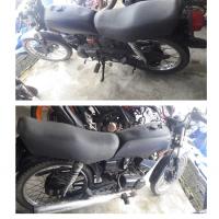 Polres.Sintang.15: 1 (satu) unit kendaraan dinas roda 2 (dua) Merk/type Yamaha RX King No.Pol 525-31 tahun 2005