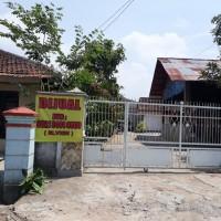 BRI Tanjungkarang-2 (dua) bidang tanah luas 467 m2 + bangunan, SHM,  Jl Ratu DIbalau, Tanjung Senang, Bandarlampung
