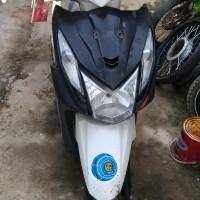 Kejari PALI Lot 4: Sepeda motor jenis Honda Beat warna putih, tanpa nomor Polisi, Tahun pembuatan : 2014, Tanpa BPKB dan Tanpa STNK