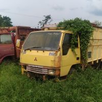 Kejari PALI Lot 8: Truck Colt Diesel FE 349 warna kuning No. Pol BG 8369 UB, Tahun Pembuatan : 1994, Tanpa BPKB dan Tanpa STNK