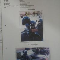 Pemkab. Sumenep : Satu unit kendaraan roda dua, Honda Supra, tahun 2003, M 2818 VP