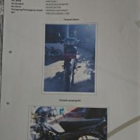 Pemkab. Sumenep : Satu unit kendaraan roda dua, Honda Supra, tahun 2003, M 3574 VP