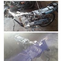 Polres.Sintang.10: 1 (satu) unit kendaraan dinas roda 2 (dua) Merk/type Honda GL Max No.Pol 597-31 tahun 2004
