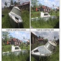 Ditpolairud.7: 1 (satu) unit Speed Boat/Motor tempel Merk/type Suzuki 200 PK No.Pol 003 tahun 2002