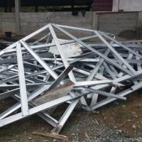 MTsN Tangse (2) Satu paket material eks bongkaran bangunan gedung pendidikan kondisi rusak berat