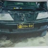 Polda NTB: Mitsubhisi Kuda, Tahun 2003, NOPOL 104-XXI