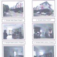 Tim Kurator CV Jonggol & Mampe. P. S. (Dalam Pailit):2. Tanah & bangunanluas 215 M2, Pinewood Residence Blok B. 1, Jl. Kerja Bakti,