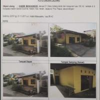 BRI Abepura: 1 (satu) bidang tanah luas 96 m2 berikut rumah tinggal sesuai SHM 02707, Kelurahan Hedam, Kecamatan Heram, Kota Jayapura