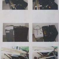 1. BPKP : 1 (satu) paket barang inventaris kantor dalam kondisi rusak berat