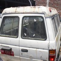 BPKAD Kebumen; 1 unit Isuzu Tbr54 Ambulance tahun 2007 Nopol AA 9593 DD, BPKB & STNK ada