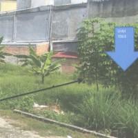 1 bidang tanah 148 m2 sesuai SHM no. 7063/Delima Jl. Sekuntum Raya Perum Sekuntum Golden Residence Blok B5, Desa/Kel Delima, Kec. Tampan