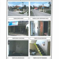 BRISy Cianjur, tanah dan bangunan SHM No. 323, lt. 274m2, di Kp. Bedahan Rt.001 Rw.008 Desa Mekargalih, Ciranjang, Kab. Cianjur