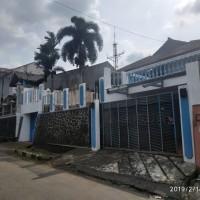 BJB Jkt: 4 tanah 1 hamparan,LT 1220 m2,berikut rumah, Jl Danau Limboto E VIII, Tegallega, Bogor Tengah