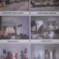 BNI RRR 1 - Sebidang tanah seluas 305 m² berikut bangunan di Jalan Satria no.4 RT 02/RW 02, Jatibaru, Tanjung Bintang, Lampung Selatan