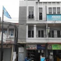 Panin Pontianak 3: bid tnh & bngn SHM 13666 Lt. 222 m2, di Jl. H Rais A Rahman, Kel. S Jawi Dalam, Kec. Pontianak Barat, Kota Pontianak