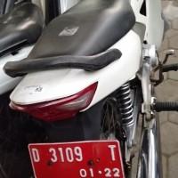 BPKAD Cmh : Honda Supra fit Th 2006 Nopol D 3109 T Warna Putih
