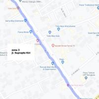 3. Zona Parkir 3 (Suprapto Kiri), Pemda Kota Bengkulu
