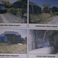 BNI RRR B - Sebidang tanah luas 346 m² berikut bangunan sesuai SHM no.790 di Dusun Way Pelus, Seloretno, Kec. Sidomulyo, Lampung Selata