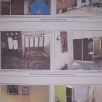 Mandiri 1b - Sebidang tanah luas 150 m² berikut bangunan SHM no.450 di Perumahan Batara Nila Desa Hajimena, Natar, Lamsel