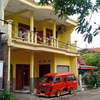 Sebidang tanah & bangunan SHM No.1670, LT 220m2 terletak di Kelurahan Tebok Dukuh, Kecamatan Bubutan, Kota Surabaya