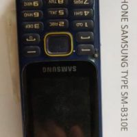 Handphon merk Samsung Type SM-B310e warna biru (Kejaksaan Negeri Maros)