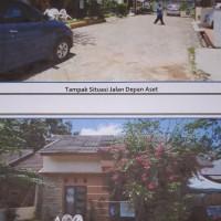 Mandiri 5b - Sebidang tanah luas 211 m² berikut bangunan SHM 704 di Hi.Komaruddin Perumahan Pesona Rajabasa, Bandar Lampung