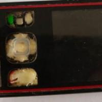 1 (satu) unit Handphone merk Nokia type M-961 warna hitam, Kondisi Rusak