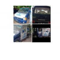 Univ.Indonesia : Roda Empat merk Suzuki Karimun No.Pol B 1188 UQ Tahun 2000, Kondisi Rusak Berat (apa adanya)