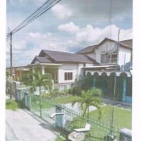 KSP Pekanbaru - Tanah seluas 1.152 M2 dan bangunan rumah, SHM No 1280 di Kel Air Jamban Kec.Mandau Kab. Bengkalis Prov. Riau