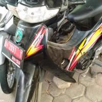 BPKAD Cmh : Honda NF 125 LD Th 2004 Nopol D 2091 T Warna Hitam Tanpa STNK