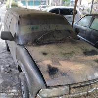 Pemkot Pagar Alam Lot 4: Minibus Opel Blazer Montera, Tahun 2002, Nopol BG 22 WZ, STNK Tidak Ada, BPKB Ada