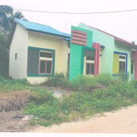 BRI Dumai - Tanah seluas 128 M2 berikut bangunan rumah SHGB No 40 di Kel. Bukti Timah, Kec Dumai Selatan, Kota Dumai, Prov Riau
