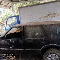 Pemkot Pagar Alam Lot 3: Minibus Opel Blazer Montera, Tahun 2002, Nopol BG 21 WZ, STNK Tidak Ada, BPKB Ada