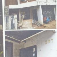 BRI Kramat Jati : Tanah + Bgn SHM No.4242 seluas  198 m2   Jalan Pepaya Raya No.297  Kel. Depok Jaya Kec. Pancoran Mas Kota Depok