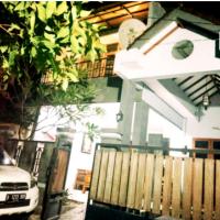 BPR Difobutama : Tanah + Bgn SHGB No.704/Puspasari seluas 98 M2  Perum Taman Kenari Blok VII A/6  Ds. Pusapsari, Kec. Citeureup Kab.Bogor