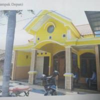 Tanah dan bangunan, SHM No. 51 luas tanah 471 m2, terletak di Desa Beton, Kecamatan Menganti, Kabupaten Gresik