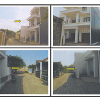 PT BPR Lumbungartha Muntilanindo, 1 bidang tanah berikut turutan diatasnya SHM 7340 Luas 141 m2 di Maguwoharjo, Depok, Sleman, DIY