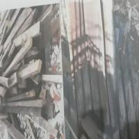 satu paket bongkaran hasil renovasi gedung dan Bangunan kantor