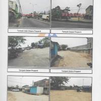 SHGB No. 567/Sukaresmi, LT 9.315 m2, Jalan Raya Cikarang Cibarusah, Desa Sukaresmi, Kecamatan Cikarang Selatan, Kabupaten Bekasi