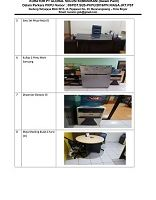 Kurator PT Global Solusi Komunikasi (Dalam Pailit): 1 (satu) Paket Stock Peralatan Kantor sebanyak 90 barang berbagai Merk/Jenis