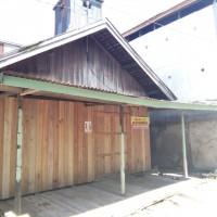 BRI Buntok: 2 (dua) bidang tanah dalam satu hamparan, seluas 167 M2 dan 273 M2 + bangunan, Jl.Barito RT.11, Desa Baru, Buntok