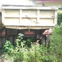 Pemkab Madiun: 56. Satu unit kendaraan roda empat (truck) Mitsubishi Tahun 1987 AE 8078 EP, BPKB ada STNK tidak ada, kondisi apa adanya.