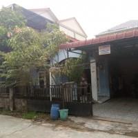 BRI PTK Gajamada 5: bid tnh & bngn SHM 4255 Lt. 165 m2, di Jl. Padat Karya, Kel. Saigon, Kec. Pontianak Timur, Kota Pontianak