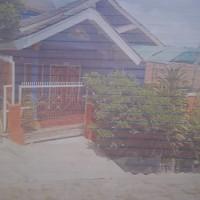 Mandiri 5 - Sebidang tanah luas 260 m² berikut bangunan SHM 34 di Jalan Dr. Sam Ratulangi, Gang Bungsu 2 No. 19, Kel. Penengahan Raya