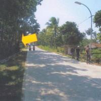Kurator PT Puhan I : Sebidang tanah SHM No.448 seluas 1.803 M2 di Ds/Kel Pinggir, Kec Karanggede, Kab Boyolali