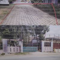 Mandiri 2 - Sebidang tanah luas 194 m² SHM no.1122 di Jalan Kesehatan/ Jalan Raya Margodadi, Desa Pringsewu Selatan
