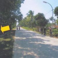 Kurator PT Puhan I : Sebidang tanah SHM No. 447 seluas 1.493 M2 di Ds/Kel Pinggir, Kec Karanggede, Kab Boyolali