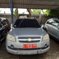 BPWS Lot 3 : Chevrolet Captiva Nopol L 1810 PP